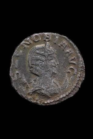 Coin of Zenobia (PAL0104)