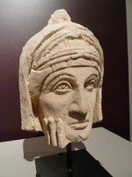 Palmyra female head Cedar Rapids_Jonathan Dresner .jpg